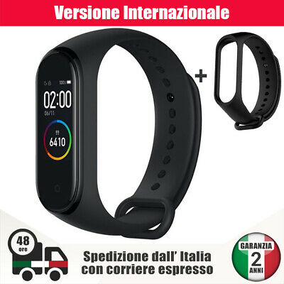 Xiaomi Mi band 4 Smartband Bluetooth Sport Smartwatch Fitness Tracker + regalo