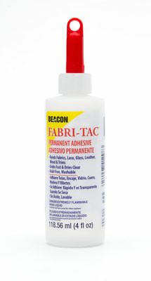 Beacon Adhesives Fabri-Tac and Gem-Tac