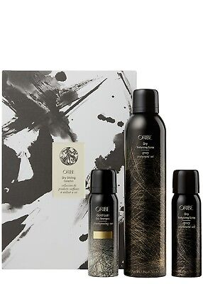 Oribe Dry Styling Collection - Gold Lust Dry Shampoo+Dry Texturizing Spray