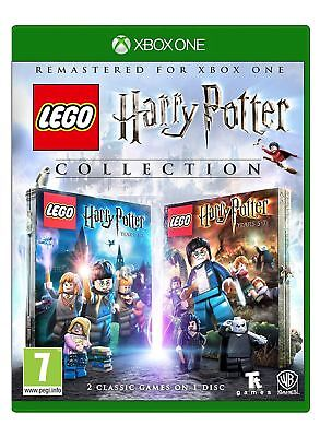LEGO Harry Potter Collection Xbox One Brand New Sealed Official Game PEGI 7
