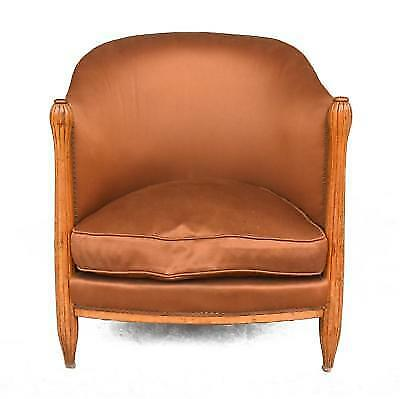 Fauteuil crapaud 1925