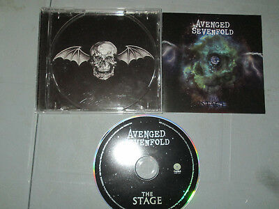 Avenged Sevenfold - The Stage (Cd, Compact Disc) Complete Tested