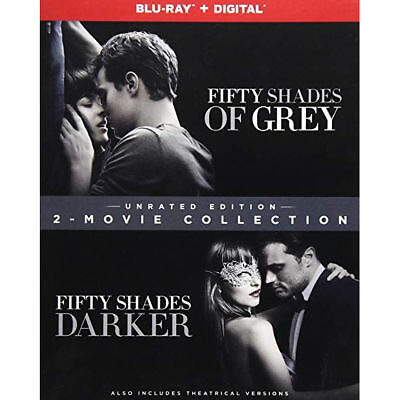 Fifty Shades of Grey / Fifty Shades Darker 2-Movie Collection Blu-ray
