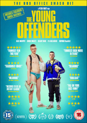 The Young Offenders [DVD] Irish Comedy Funny Movie Gift Idea Hilarious NEW
