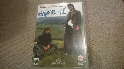Withnail and I [DVD], Good DVD, Richard E. Grant, Richard Griffiths, Ralph Brown