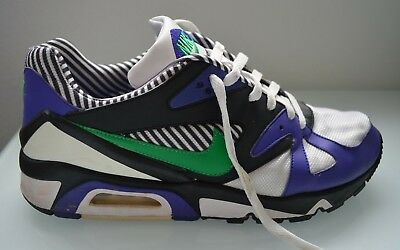 698c003619 NIKE AIR STRUCTURE Triax 91 Size 11 318088-132 Rare Vintage - $79.00 ...