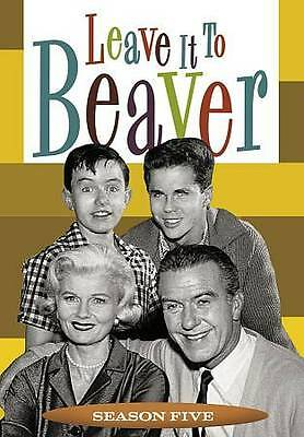 Leave It to Beaver: Season 5 [DVD] NEW! Free Shipping