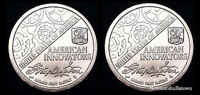 2018 P+D American Innovation Mint Set and PD from Mint Rolls