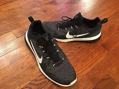official photos 29e53 7dee2 Mens Nike CK Racer Running Training Shoes Black   White Sail Size 13 916780  001
