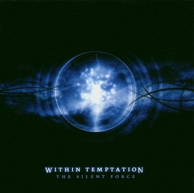 Within Temptation 'The Silent Force' Cd+Video Clip! New!