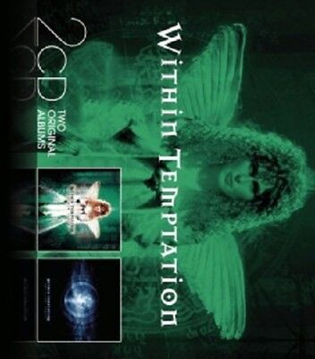Within Temptation - Mother Earth/the Silent Force 2 Cd New!