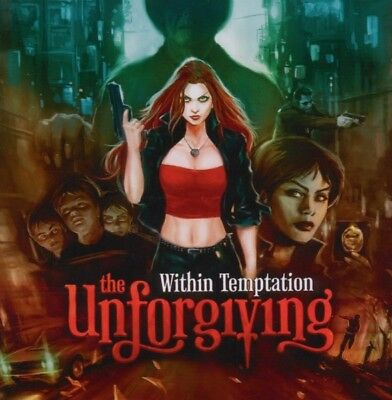 """Within Temptation """"the Unforgiving"""" Cd New!"""