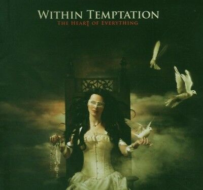 """Within Temptation 'the Heart Of Everything"""" Cd New!"""
