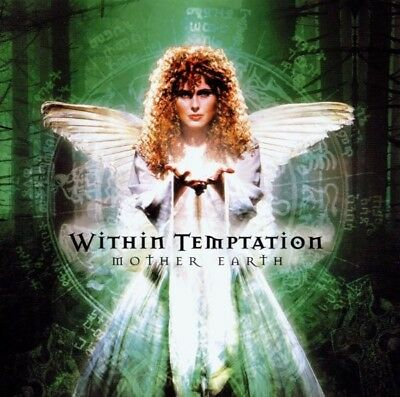 """Within Temptation """"mother Earth"""" Cd New!"""