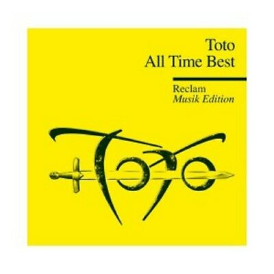 Toto - All Time Best (Reclam Musik Edition 27)  Cd  16 Tracks Rock & Pop  New!