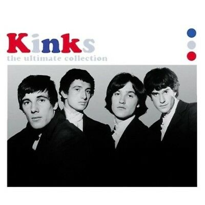 """The Kinks """"The Ultimate Collection"""" 2 Cd New!"""