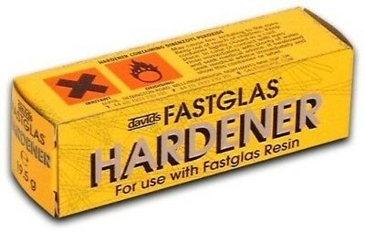 David's Fastglas Hardener For Use With Fastglas Resin 20G