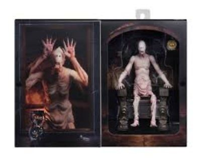 "Pan's Labyrinth - Pale Man Underworld Throne 7"" Action Figure-NEC33152"