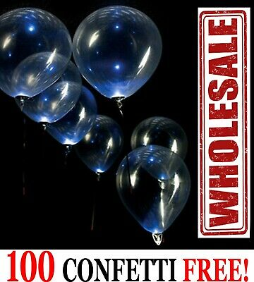 Transparent & Clear Balloons For Weddings Anniversaries Birthday balloons latex.