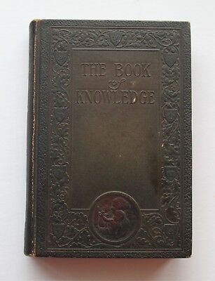 The Book of Knowledge Vol 1 The Children's Encyclopedia 1919 Grolier Society