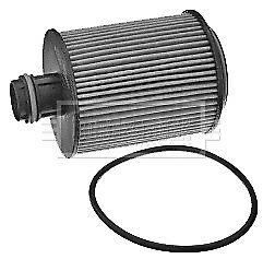 PEUGEOT BIPPER 75, AA 1.3D Oil Filter 2010 on B&B Genuine Quality Replacement