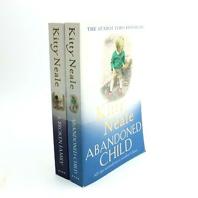 Abandoned Child + A Broken Family by Kitty Neale