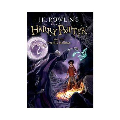Harry Potter and the Deathly Hallows by J. K Rowling (author)