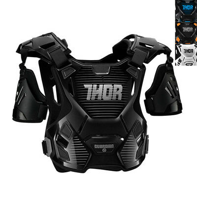 Thor MX Motocross Guardian Chest/Roost Guard