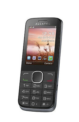 Alcatel one touch 2005D in Black Handy Dummy Attrappe Requisit Deko Werbung