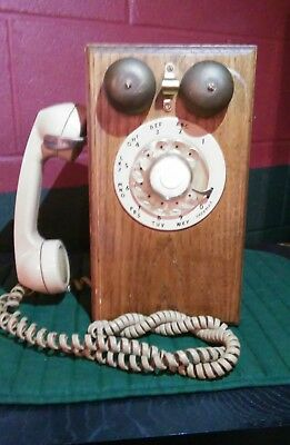 Vintage Telephone Northern Telecom- Wall mount or stand