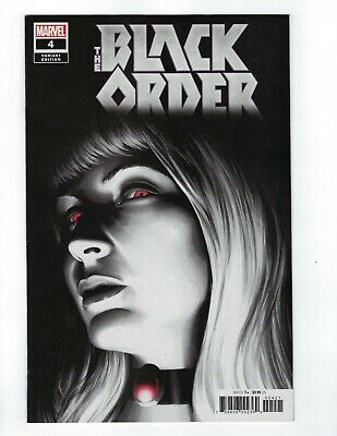 Black Order # 4 Christopher Variant Cover NM Marvel Pre Sale Ships Feb 20th