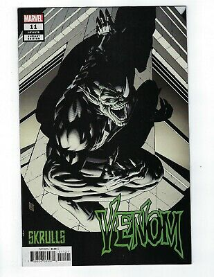 Venom # 11 John Tyler Christopher Variant Cover NM Marvel Ship Feb 20th
