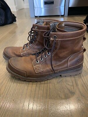 c1416f50324 New timberland Earthkeepers Original Leather For Men 6-Inch Boots - Brown,  Sz 12