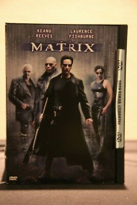 The Matrix (DVD, 2007) - Used