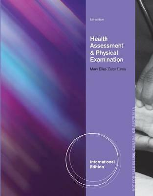 Health Assessment & Physical Examination by Mary Ellen Zator Estes (author)