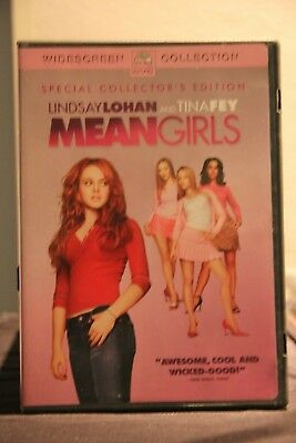 Mean Girls (DVD, 2004, Widescreen Special Collectors Edition) - Used