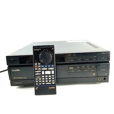 Pioneer LD-W1 Laser Disc Player