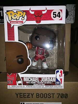 Funko Pop Michael Jordan NBA #54 Basketball Chicago Bulls