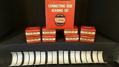 Rod Bearing Set For 1953-56 Buick Chevy. Federal-Mogul 1925Ap-20 Nos