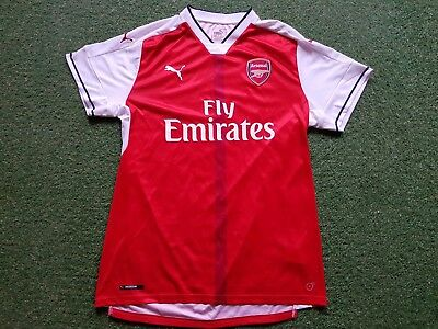 check out fast delivery lowest price ANCIEN MAILLOT NIKE ARSENAL FOOTBALL CLUB FLY EMIRATES XL ...