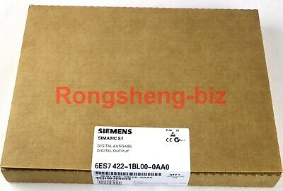 1Pc New In Box Siemens Sm422 6Es7 422-1Bl00-0Aa0 6Es7422-1Bl00-0Aa0