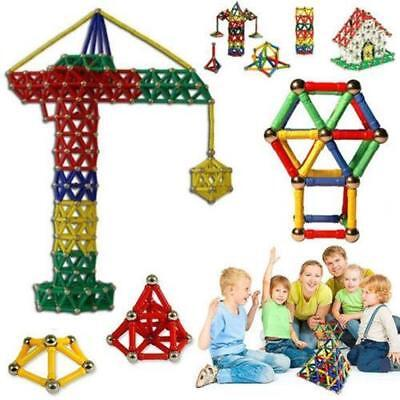 103pcs/Set Magnetic Toy Building Blocks 3D Tiles DIY Toys Great Gift For Kids A+