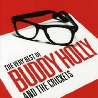 """Buddy Holly & The Crickets """"the Very Best Of"""" 2 Cd New!"""