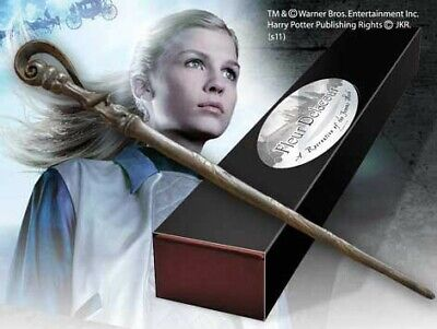 Harry Potter Wand Fleur Delacour (Character-Edition) Noble Collection NUOVO