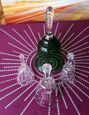 Glass bell collection 4 of