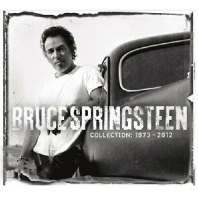 Bruce Springsteen - Collection: 1973-2012 (Cd) 18 Tracks Classic Rock & Pop New!