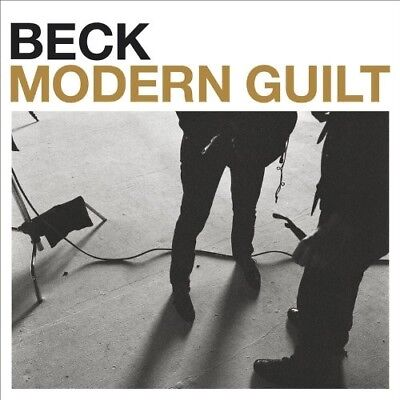 Beck - Modern Guilt  Cd New!