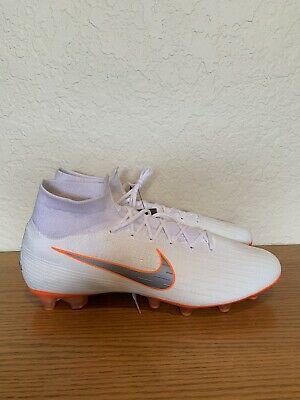 5ac210bbb08db MENS NIKE MERCURIAL Superfly 6 Elite AG-PRO ACC Soccer Cleats Size ...