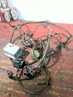 ironhead wiring harness all wiring diagram Wire Harness Assembly Training
