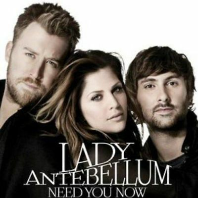 Cd Need You Now Lady Antebellum